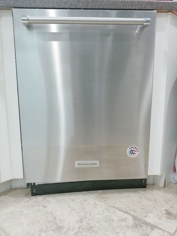 KitchenAid replacement dishwasher door