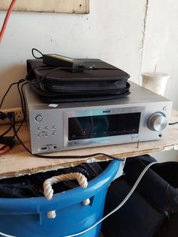 RCA Surround Sound Receiver for Sale in Gray Court,  SC