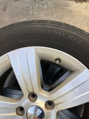Jeep Patriot wheels for Sale in Columbia, MD