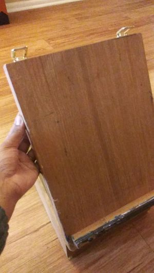 Portable wooden artist easel for Sale in Austin, TX