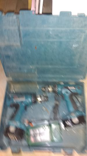 Makita drills with case for Sale in Lakeville, IN