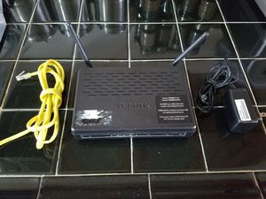 Router used for Verizon Frontier for Sale in Industry, CA