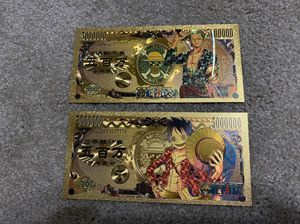 One Piece Gold Note/Bill for Sale in Lake View, AL