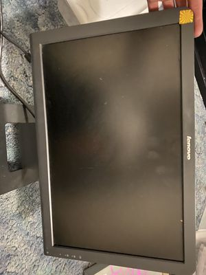 Lenovo14 inch computer monitor for Sale in Sandy, UT