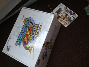 Tatsunoko vs capcom stick and game bundle wii for Sale in Los Angeles, CA