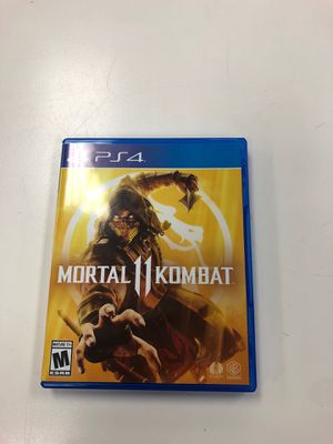 Mortal Kombat 11 PS4 for Sale in Pittsburgh, PA