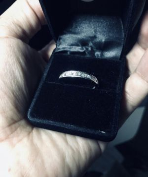 Promise/ engaged/ compromise/ wedding Diamond ring. for Sale in San Rafael, CA