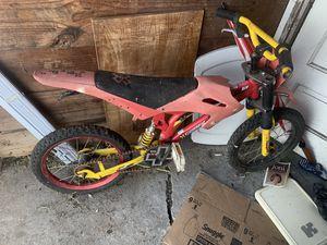Kids mx bike...... for Sale in Alton, IL