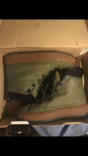 Puma rent boots size 10 men's for Sale in Washington, DC