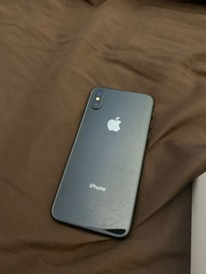 iPhone X 64GB for Sale in Chino, CA