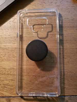 Samsung Galaxy note 9 case (clear) for Sale in Portland, OR
