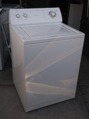 WHIRLPOOL WASHER for Sale in Las Vegas, NV