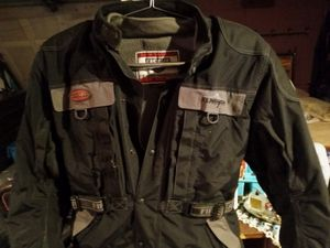 First gear kilimanjaro hypertext padded motorcycle jacket XL. X cond for Sale in Fresno, CA