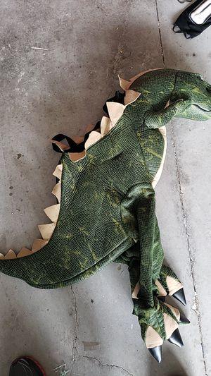Kids dinosaur costume size 4-6 for Sale in Ocoee, FL