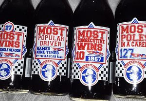 RICHARD PETTY'S Glass bottles Pepsi for Sale in Travelers Rest, SC