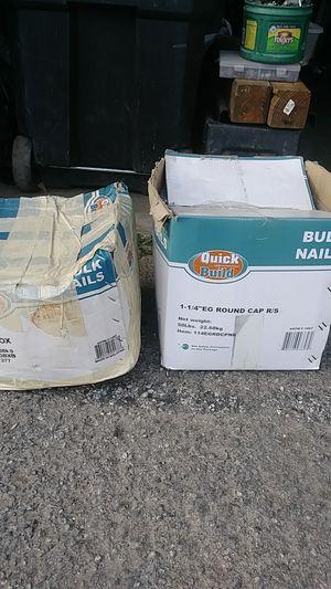 Bulk Nails for Sale in Hazard, CA