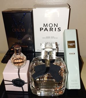 WOMENS PERFUME FRAGRANCE BUNDLE- (all brand new) for Sale in Rockville, MD