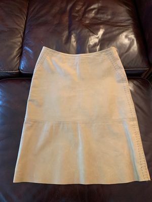 Banana Republic leather skirt - size 0 for Sale in Andover, MA