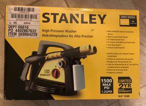 Stanley Pressure Washer for Sale in Virginia Beach, VA
