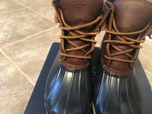Sperry rain boots size 7 for Sale in Dallas, GA