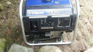 Yamaha generator for Sale in Index, WA