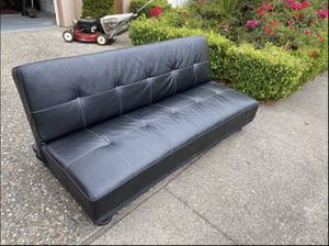 Black Futon for Sale in Mill Valley, CA