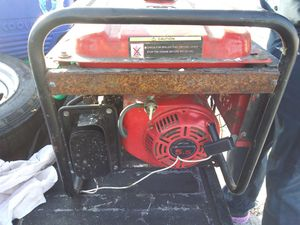 Jiangdong generator needs work for parts or fix for Sale in Port St. Lucie, FL