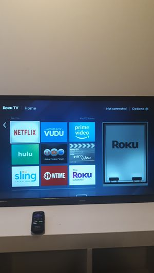 32 roku tv for Sale in Grayslake, IL