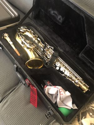 2 Alto Saxophones in excellent condition 1500$@ for Sale in Kennesaw, GA
