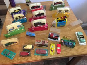 European Car Toy Collection for Sale in San Rafael, CA