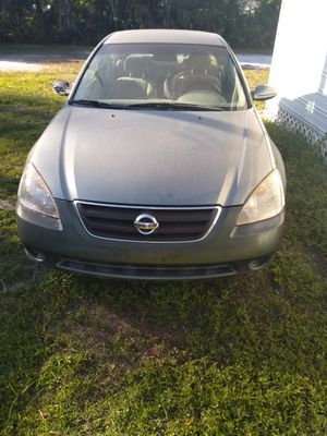 2003 Nissan Altima for Sale in Zephyrhills, FL