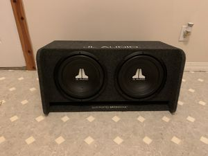JL Audio, LC2, Kenwood, Rockford Fosgate for Sale in St. Louis, MO