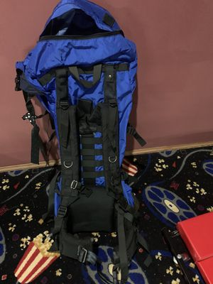Lowe Alpine Large camping backpack with support frame for Sale in Aspen Hill, MD
