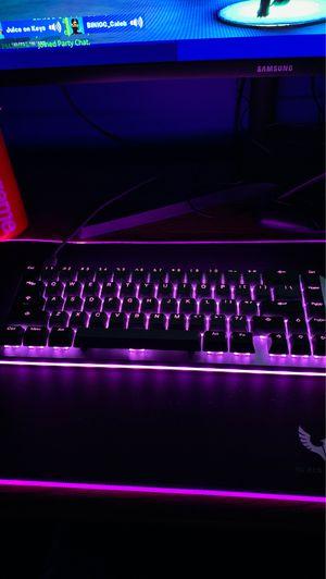 mass drop alt mechanical keyboard for Sale in Princeton, MN