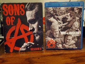 Blue ray dvd season for Sale in Riverside, CA
