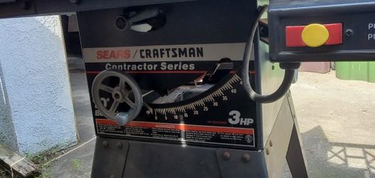 Craftsman Table Saw for Sale in Oakland,  CA