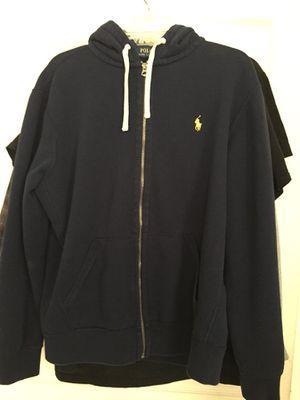 Polo Ralph Lauren hoodie hoody jacket for Sale in Washington, PA