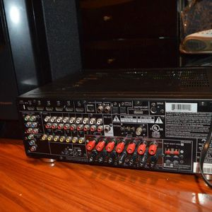 Pioneer Receiver VSX 1020 / Panasonic Speakers & Subwoofer for Sale in Bell, CA