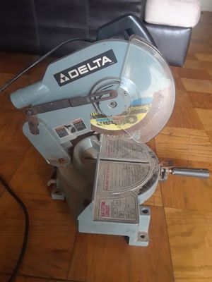 DELTA TABLE SAW. for Sale in Hyattsville, MD