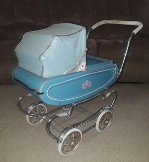 Antique baby stroller for Sale in Spokane, WA
