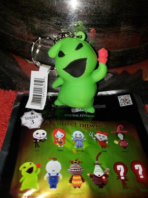 Disney Series 3 NBX Figural Keyring: Behemoth for Sale in Philadelphia, PA