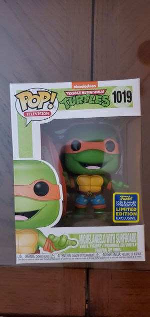 Michelangelo SDCC 2020 Funko for Sale in Winchester, CA