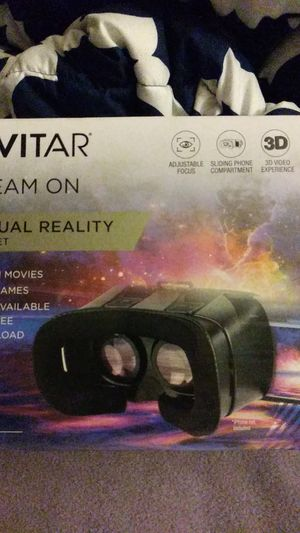Virtual reality headset for Sale in North Saint Paul, MN