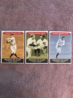 Baseball Card Set - Rare Promotional Set of 3 for Sale in South Brunswick Township, NJ