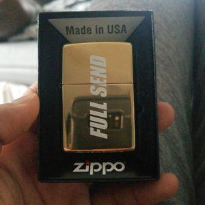 Full Send Zippo Lighter for Sale in Naperville, IL