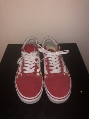 Checkered vans for Sale in Lake Alfred, FL