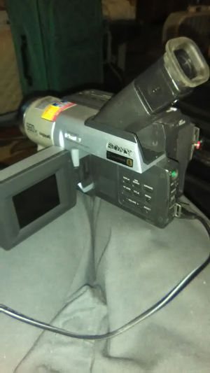 Digital camcorder plus digital camera for Sale in Eugene, OR
