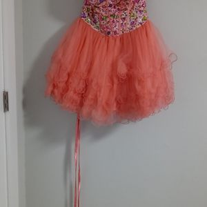Pink Prom Dress With Jewels for Sale in Atlanta, GA