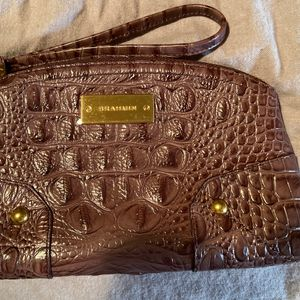 Brahmin Leather Large Wristlet for Sale in Puyallup, WA