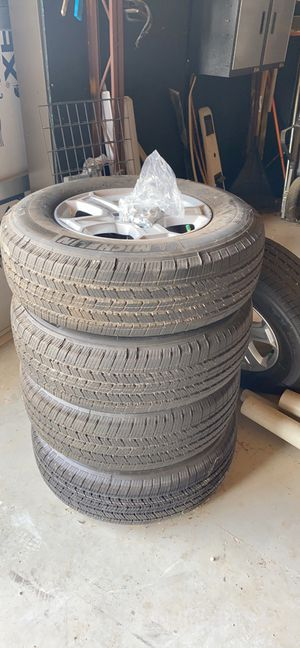 Jeep Wrangler Wheels and Tires for Sale in Dripping Springs, TX